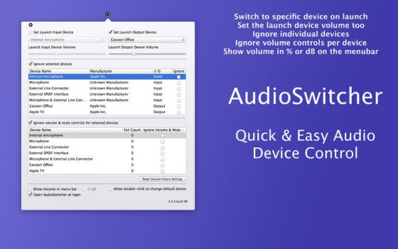 AudioSwitcher v2.24.940 MacOSX Retail-CORE