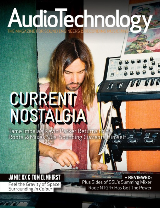 AudioTechnology App Issue 25, 2015