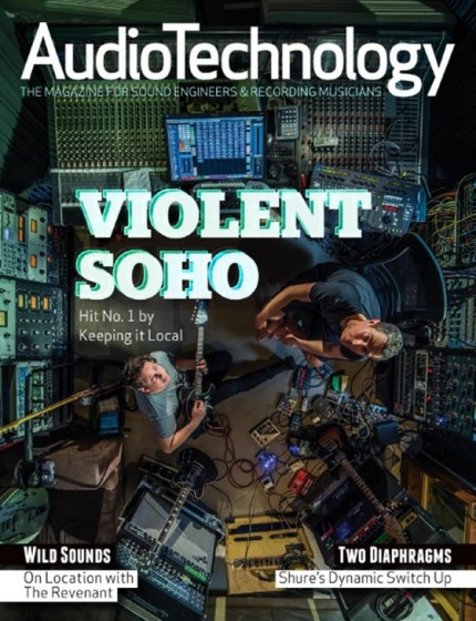 AudioTechnology App Issue 32 2016