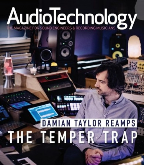 AudioTechnology App Issue 33 2016