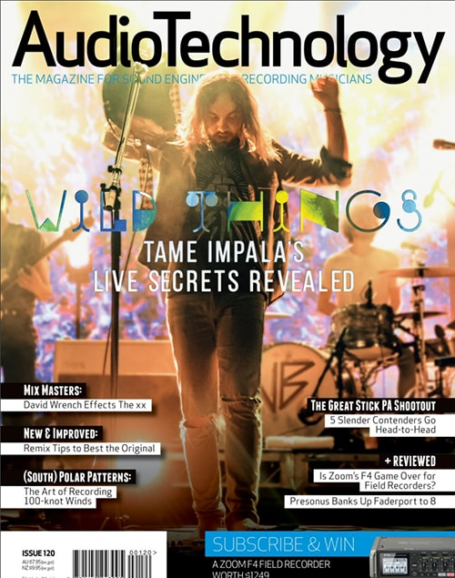 AudioTechnology - Issue 120 2017
