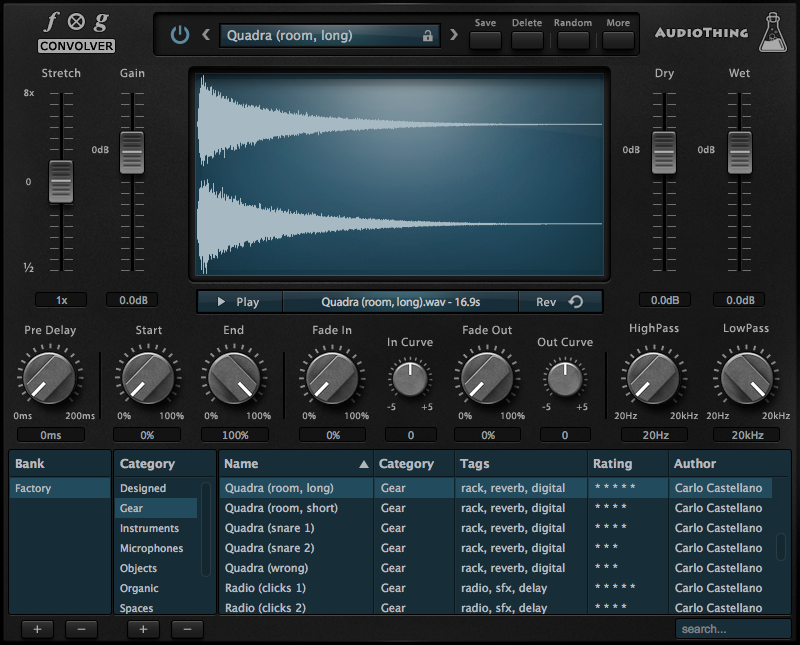 AudioThing Fog Convolver v1.1.0 Incl Patched and Keygen-R2R