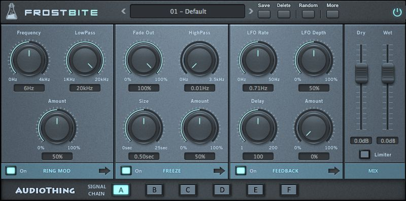 AudioThing Frostbite v1.5.1 Incl Patched and Keygen-R2R