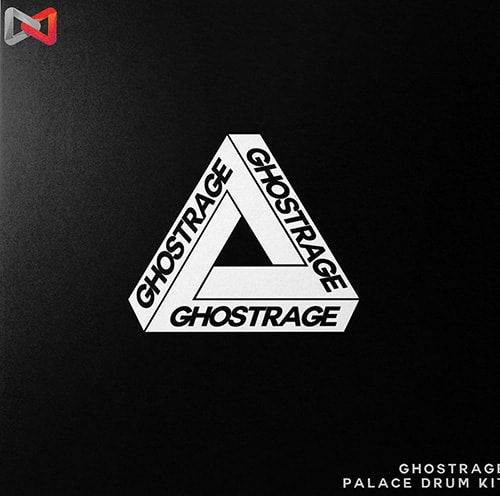 AudioTrap Ghostrage Palace Drum Kit WAV