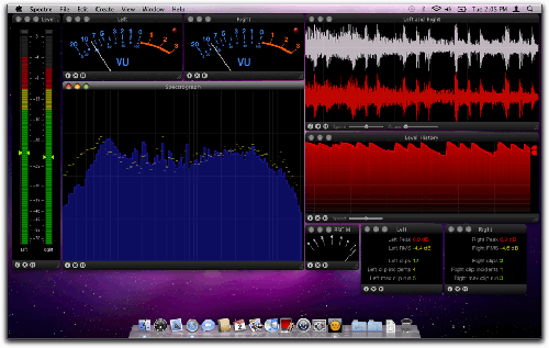 Audiofile Engineering Spectre v1.9.2 MacOSX-Shark