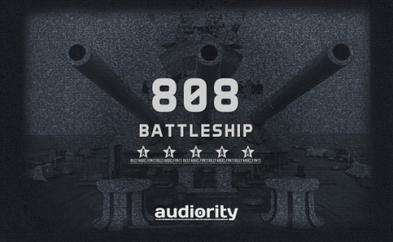 Audiority 808 Battleship WAV KONTAKT