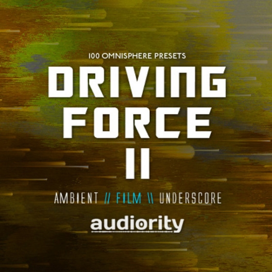 Audiority Driving Force II For SPECTRASONiCS OMNiSPHERE 2