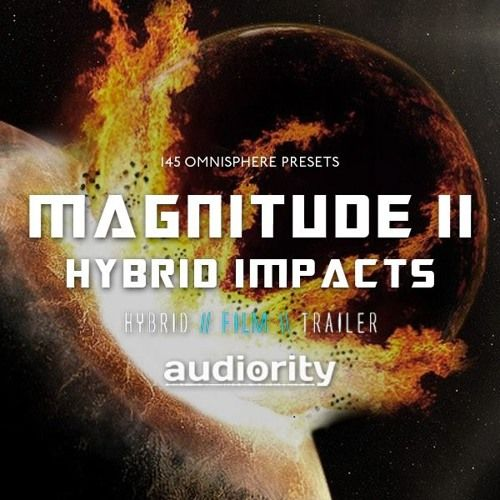 Audiority Magnitude II Hybrid Impacts For SPECTRASONiCS OMNiSPHERE 2