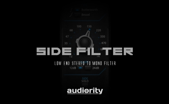 Audiority SideFilter v1.1 [WiN-OSX] Incl Keygen-R2R