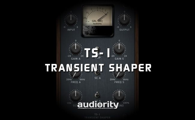 Audiority TS-1 Transient Shaper v1.1 [WiN-OSX] Incl Keygen-R2R