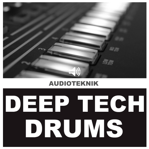 Audioteknik Deep Tech Drums