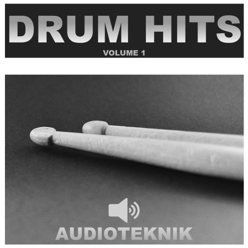 Audioteknik Drum Hits Vol.1 ACID WAV-MAGNETRiXX