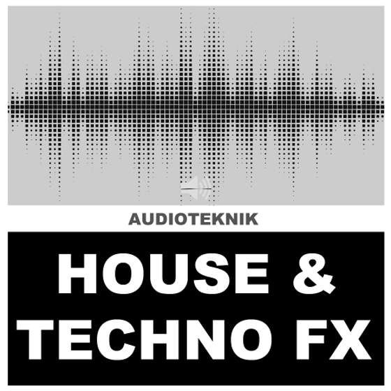 Audioteknik House and Techno FX WAV