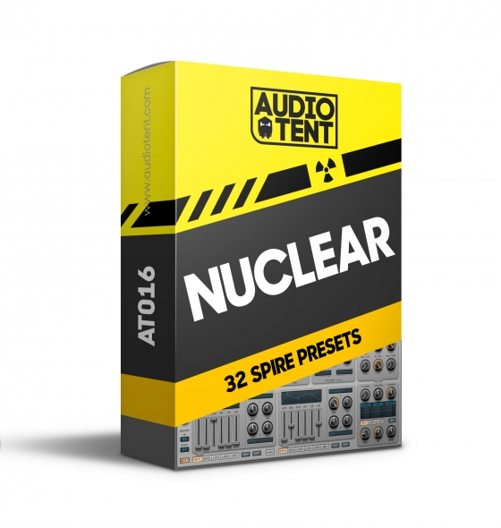 Audiotent Nuclear For REVEAL SOUND SPiRE