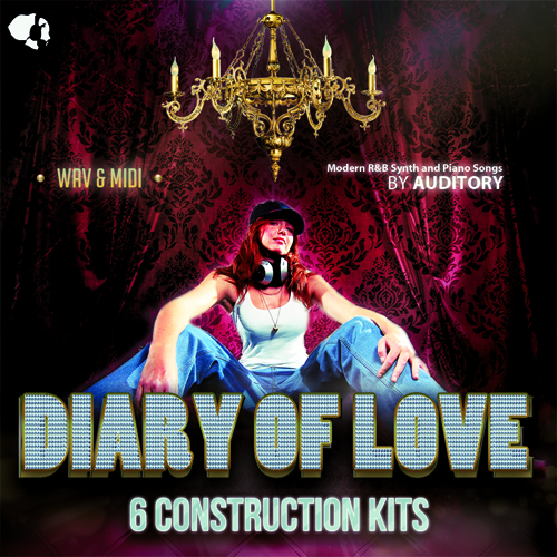 Auditory Diary Of Love ACID WAV MiDi-MAGNETRiXX