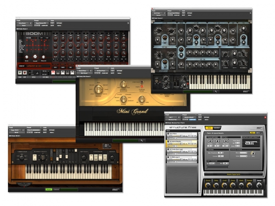 Avid First AIR Instruments Bundle v12.0 x64 AAX-AudioUTOPiA