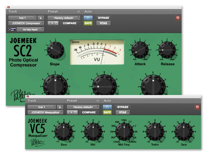 Avid JOEMEEK Bundle v12.0.86540 WIN x64-AudioUTOPiA