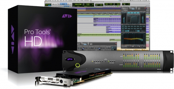 Avid Pro Tools HD v12.5.0.395 (x64 ) Portable