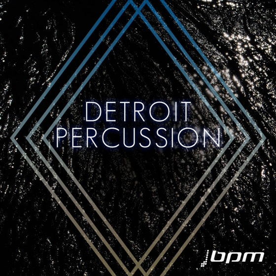 BPM Recordings Detroit Percussion WAV