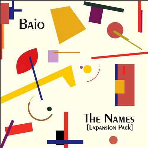 Baio - The Names [00044003183810]