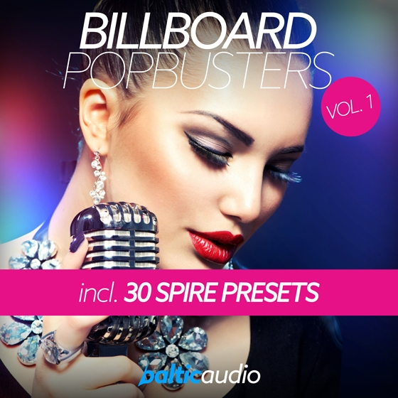 Baltic Audio Billboard Pop Busters Vol 1 WAV MiDi SBF