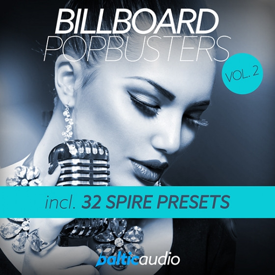 Baltic Audio Billboard Pop Busters Vol 2 WAV MiDi REVEAL SOUND SPiRE