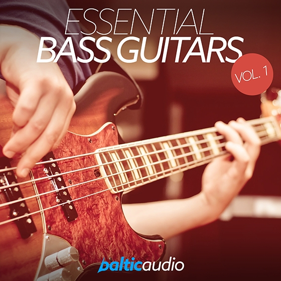 Baltic Audio Essential Bass Guitars Vol 1 WAV MiDi