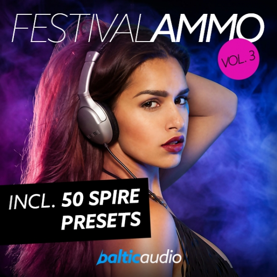 Baltic Audio Festival Ammo Vol 3 WAV MiDi SBF