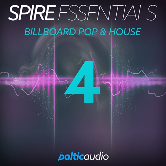 Baltic Audio Spire Essentials Vol 4 Billboard Pop And House For REVEAL SOUND SPiRE