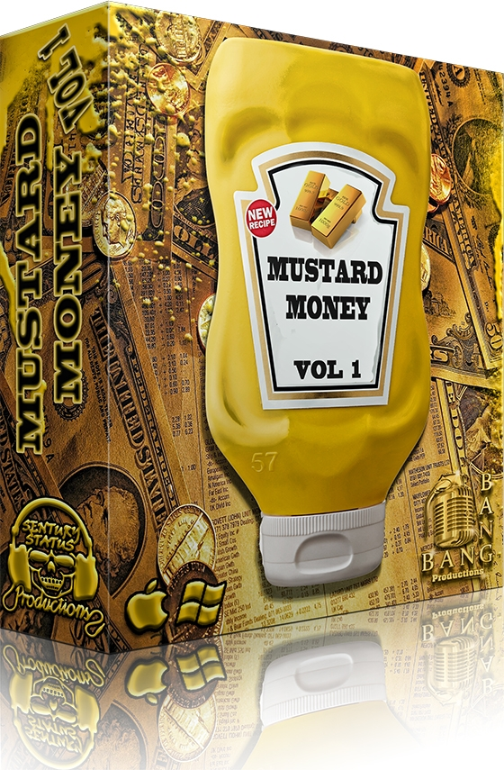 Bang Bang Productions Mustard Money Vol 1 WAV MiDi
