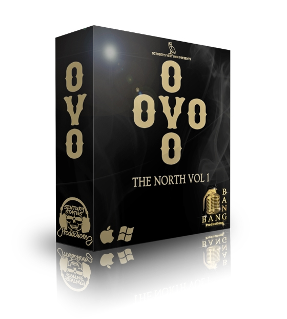 Bang Bang Productions OVO The North Vol.1 WAV MiDi