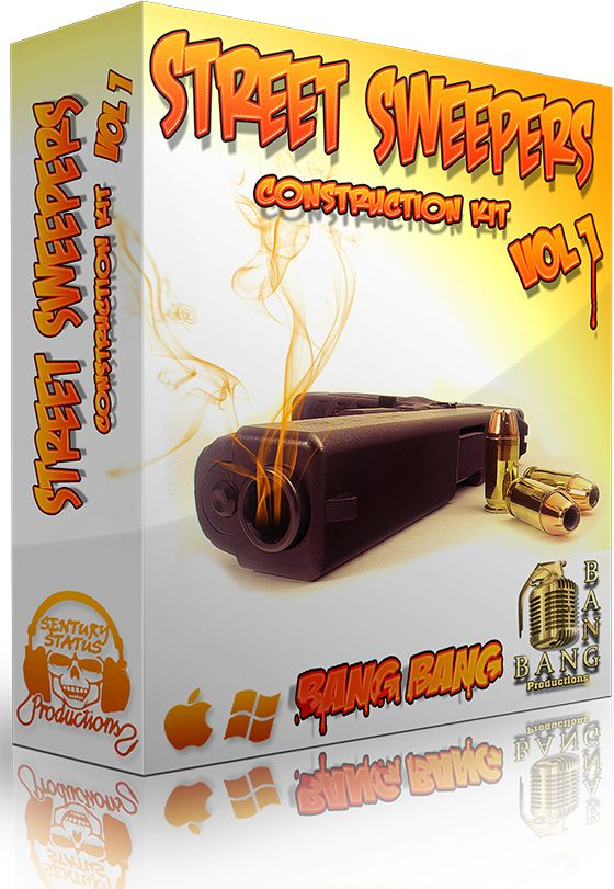 Bang Bang Productions Street Sweepers Vol 1 WAV MiDi
