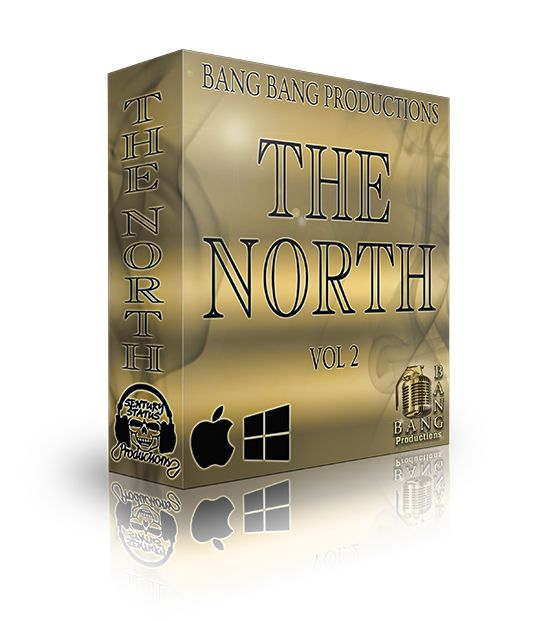 Bang Bang Productions The North Vol.2 WAV MiDi