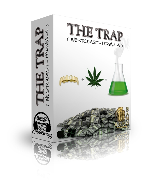 Bang Bang Productions The Trap West Coast Formula WAV MiDi