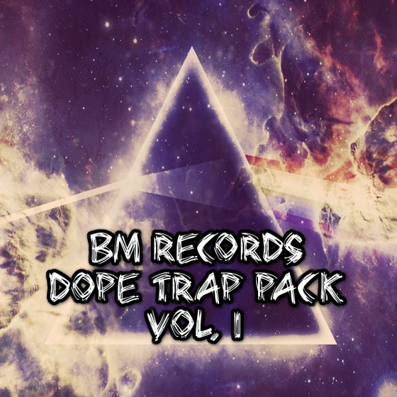 Banger Music Records Dope Trap Pack Vol 1 WAV