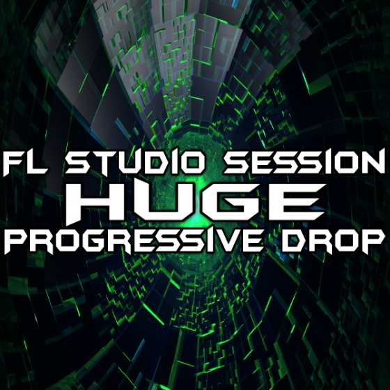 Banger Music Records FL Studio Session Huge Progressive Drop FL Studio Project