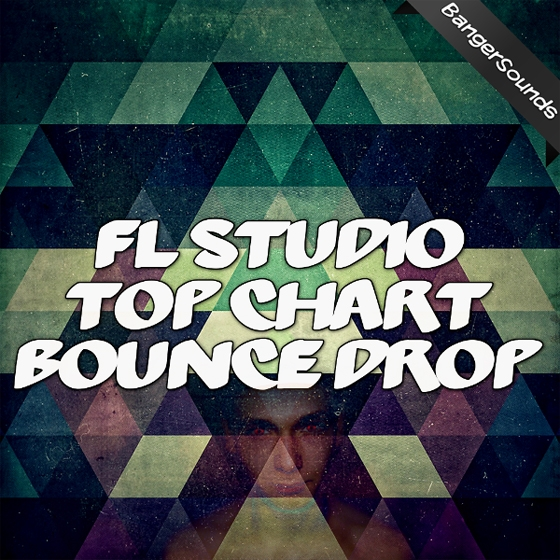Banger Music Records FL Studio Top Chart Bounce Drop FL Studio Project