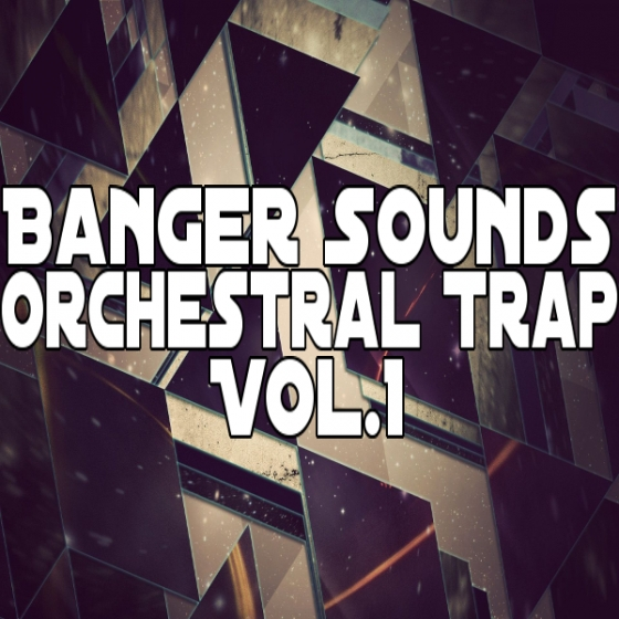 Banger music records orchestral trap vol 1 wav for House music records