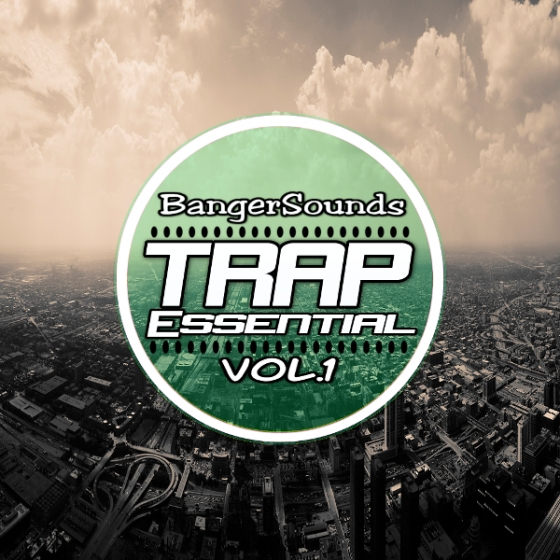 Banger Music Records Trap Essential Vol 1 WAV MiDi