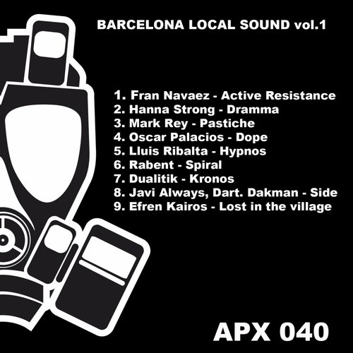 VA - Barcelona Local Sound, Vol. 1 [APX040]