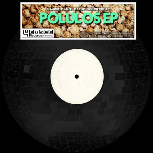Baruk, Sharpie Dance, SOLDIERBEAT - Polulos [4DR070]