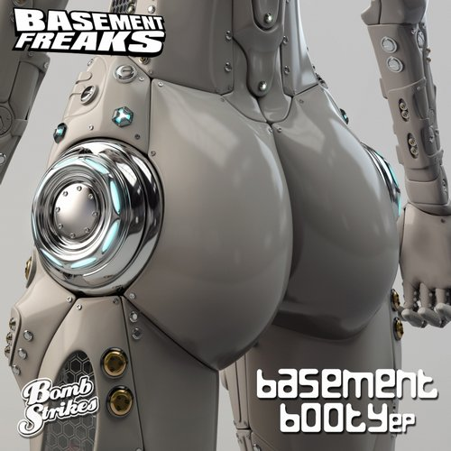 Basement Freaks - Basement Booty EP [BOMBMUSIC019]