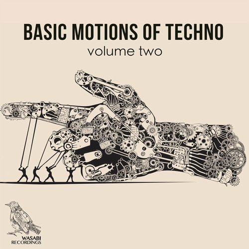 VA - Basic Motions of Techno Vol 2 [WASABICOMP293]