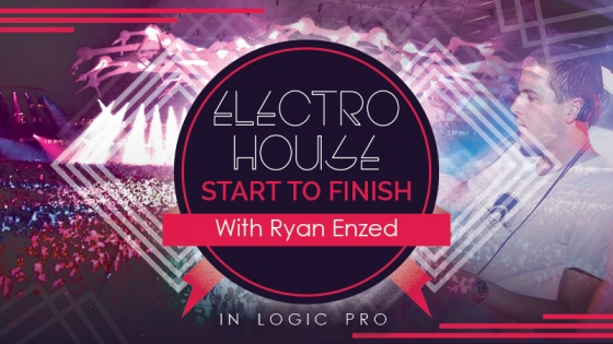 Bassgorilla Electro House Start To Finish With Ryan Enzed TUTORiAL