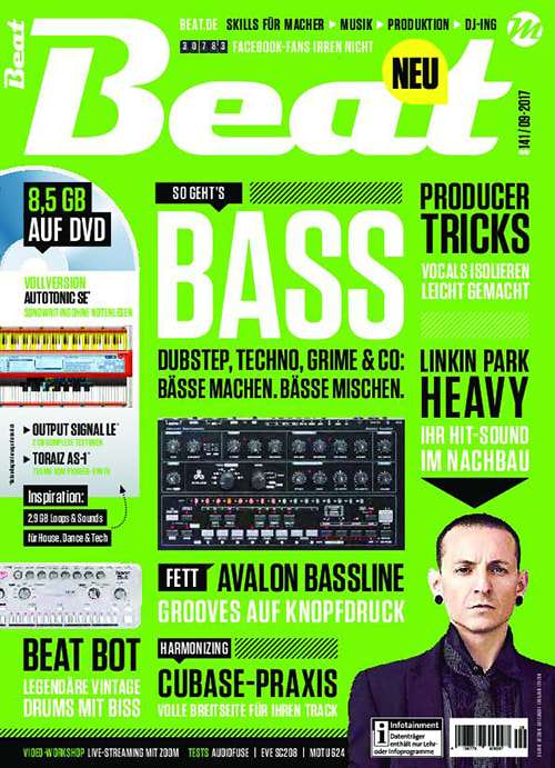 Beat Magazin - September 2017