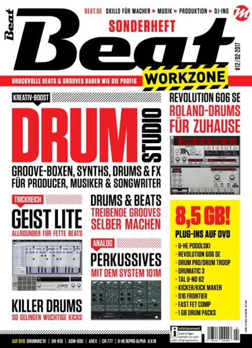 Beat Magazin - Sonderheft Workzone - Nr.2 2017