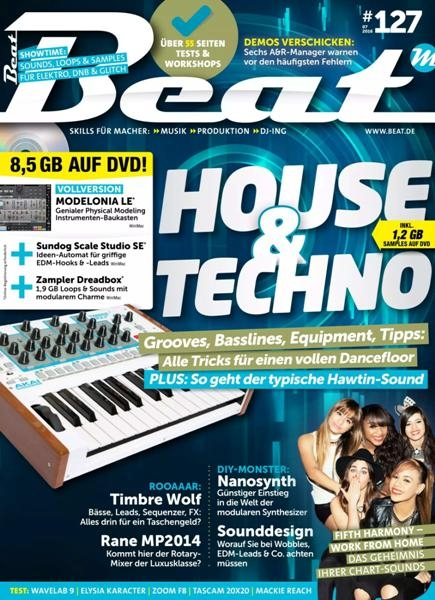 Beat Magazin Juli 2016