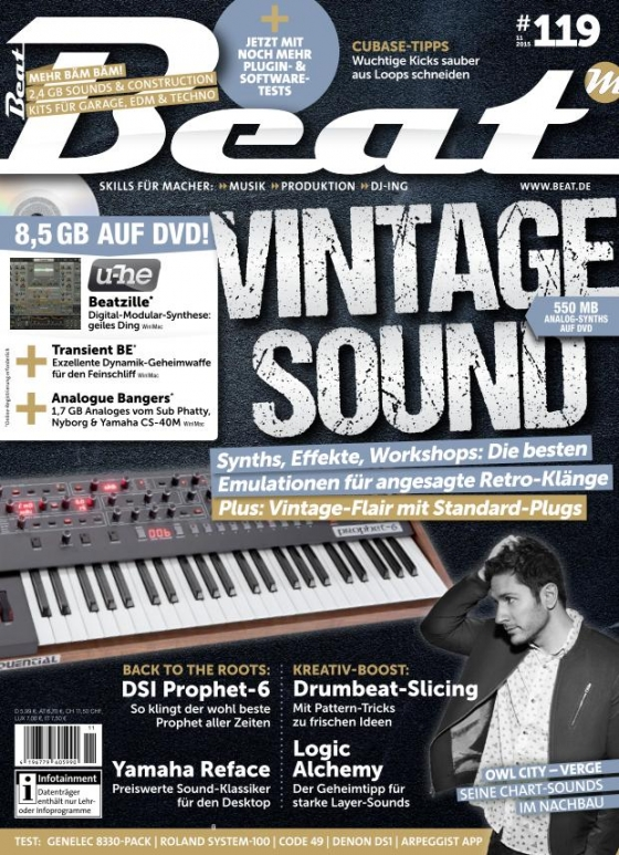 Beat Magazin November 2015