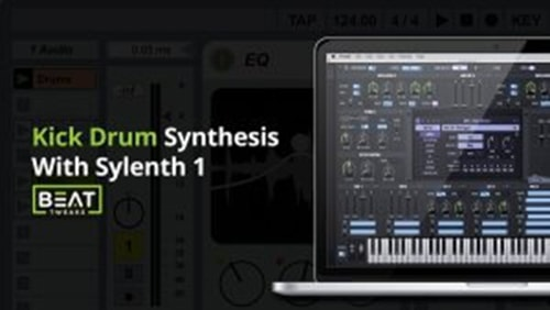 synthesising kick drums