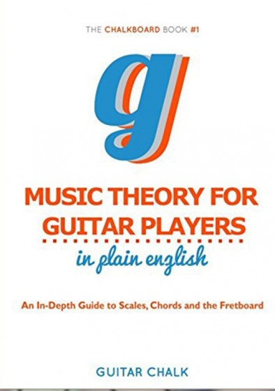 Beginner Music Theory for Guitar Players An In-Depth Guide to Scales, Chords an by Bobby Kitteberger